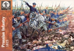 020	Prussian Infantry 1815