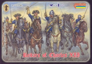 035Reitars of Charles XII