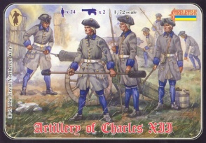 043Artillery of Charles XII