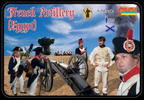 078 Napoleonic French Artillery (Egypt)