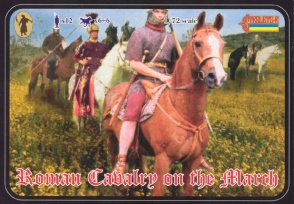 099 Roman Cavalry on the March