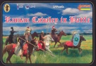 100 Roman Cavalry in Battle