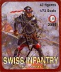 2005.Swiss infantry 14-16 C. - Burgundian Wars