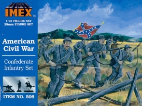 506 Confederate Infantry