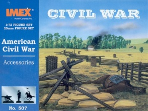 507  Civil War Accessories