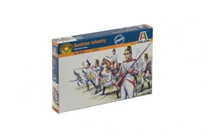 6005	Napoleonic Austrian Grenadiers and Infantry