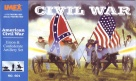 601 Union/Confederate Artillery - Complete Set