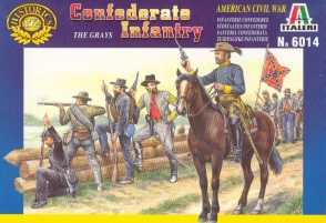 6014	Confederate Infantry