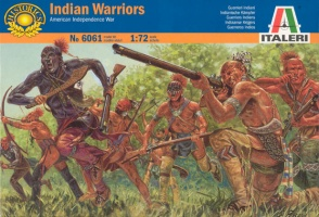 6061	American War of Independence Indian Warriors