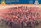 6095 BRITISH INFANTRY 1815 NAPOL.WAR