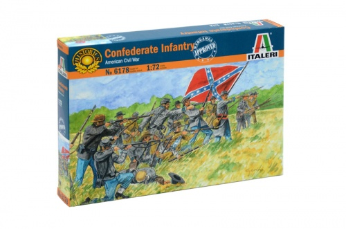 6178 Confederate Infantry