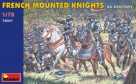 72007	French Mounted Knights