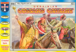 72014	Cossack Cavalry