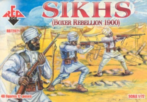 72021	Boxer Rebellion Sikhs