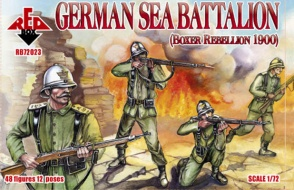 72023	Boxer Rebellion German Sea Battalion