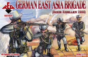 72024	Boxer Rebellion German East Asia Brigade