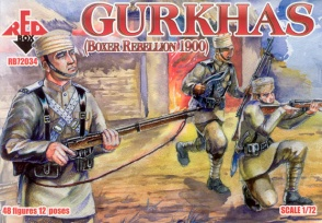 72034	Boxer Rebellion Gurkhas