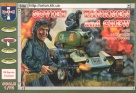 72036  Soviet Tankmen and Crew (Summer Dress)