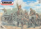 7204  German WWI Artillery