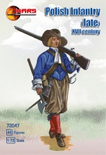 72047 Thirty Years War - Polish Infantry