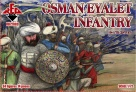 72088 - Osman Eyalet Infantry 16-17th century