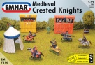 7210 Mediaval	Crested Knights