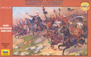 8054 Turkish Cavalry