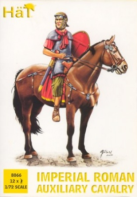 8066 Imperial Roman Auxiliary Cavalry