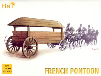 8108 Napoleonic French Pontoon