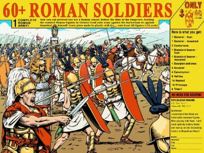 8151 Republican Roman Army