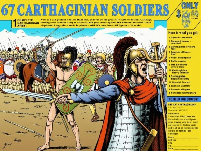 8152 - Carthaginian Army - PUNIC WARS