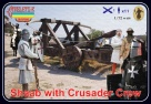 A010 - Shaab with Crusader Crew
