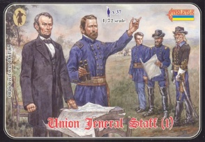ACW Union General Staff (1)