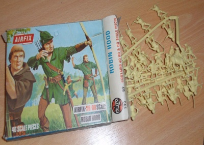 "AIRFIX S20-50 - Robin Hood - ""THE LEGEND"""