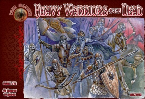 ALL72012        Heavy Warriors of the Dead