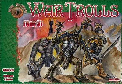 ALL72032  War Trolls. Set 3    GIANTS FANTASY