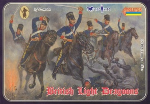 British Light Dragoons