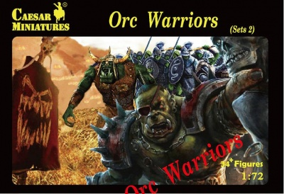 F109 Orc  Warriors Sets 2