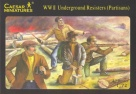 H006  WWII Underground Resisters (Partisans)