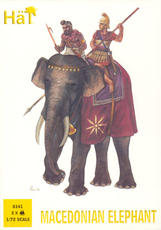 HAT ANCIENTS 8141 Macedonian Elephant