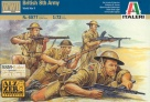 ITALERI 6077 World War II British 8th Army