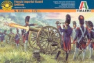 ITALERI 6135 Napoleonic French Imperial Guard Artillery