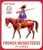 LW  Set 2027  French Musketeers
