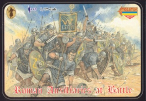 M008  Roman Auxiliaries in Battle