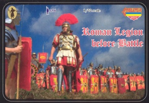 M019Roman Legion before Battle