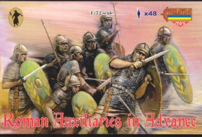 M034 Roman Auxiliaries in Advance