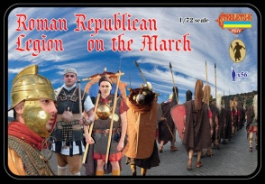 M078 Roman Republican Legion on the March
