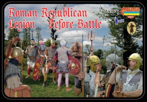 M080 Roman Republican Legion Before Battle