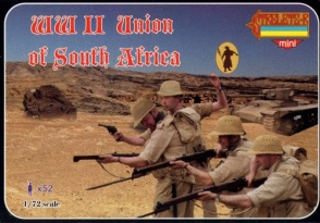M103 WWII Union of South Africa Infantry