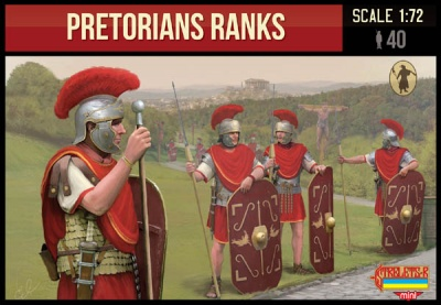 M108 ROMANS - Pretorian Ranks